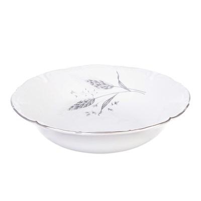 Набор салатников 15 см Repast Серебряные колосья (6 шт) - фото 58253