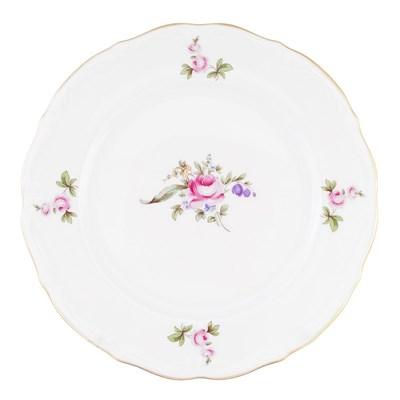 Набор тарелок плоских 21 см Repast Мейсенский букет( 6 шт) - фото 58421