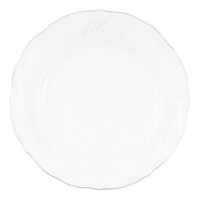 Набор плоских тарелок 19 см Repast Свадебный узор (6 шт) - фото 58638