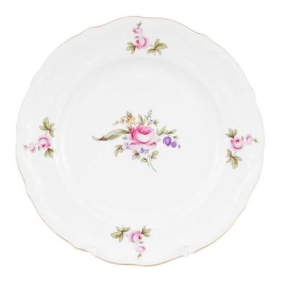 Набор тарелок плоских 19 см Repast Мейсенский букет( 6 шт) - фото 59143