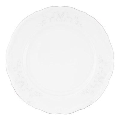 Набор плоских тарелок 21 см Repast Свадебный узор (6 шт) - фото 61290