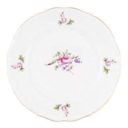 Тарелка плоская Repast Мейсенский букет 21 см (1 шт)