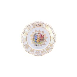 Набор тарелок Repast Мадонна перламутр Мария-тереза 17 см (6 шт)