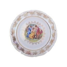 Набор тарелок Repast Мадонна перламутр Мария-тереза 27 см (6 шт)