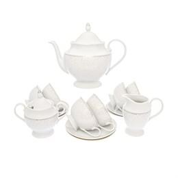 Чайный набор Repast Жемчуг (15 предметов на 6 персон)