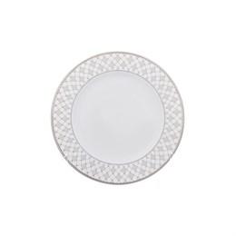 Тарелка плоская Repast Серебряная сетка 19 см (1 шт)