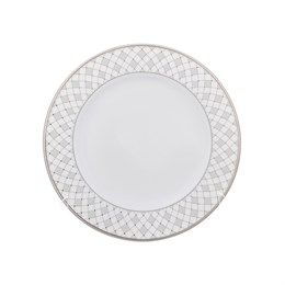 Тарелка Repast Серебряная сетка 21см (1 шт)